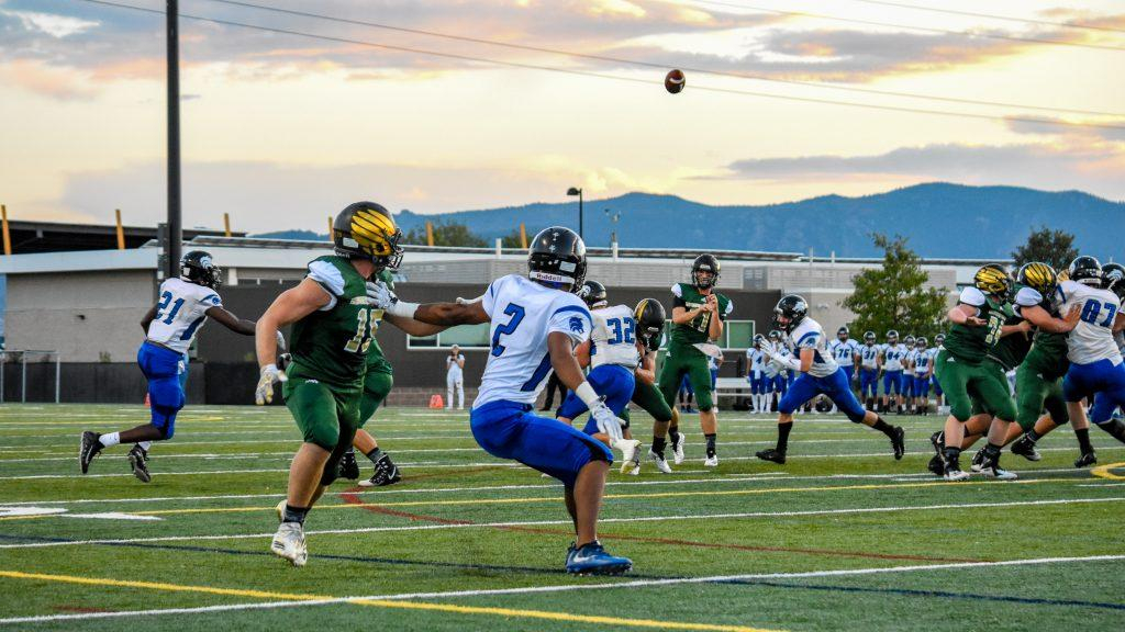 PHOTOS: Vista Football vs. Grandview