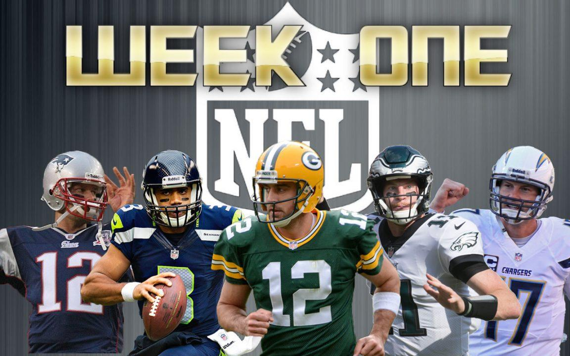 Week 1 NFL Power Rankings