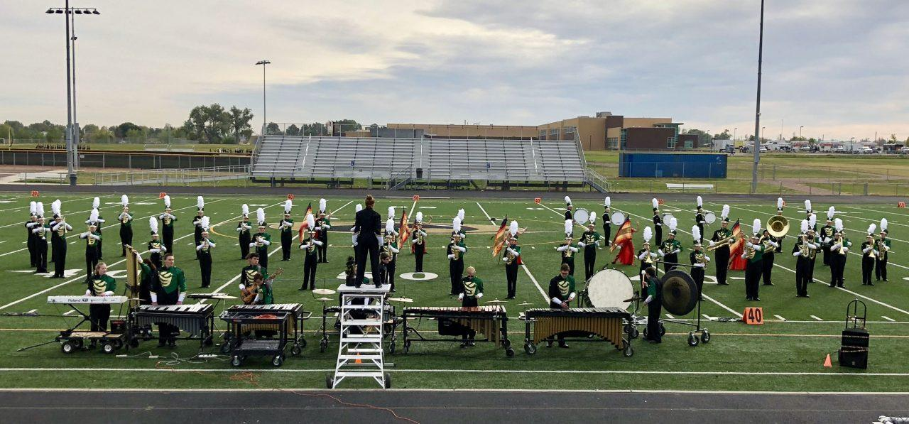 PHOTOS: Marching Band at Friendship Cup