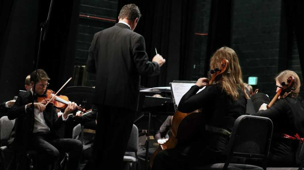 PHOTOS: Band and Orchestra Fall Concert