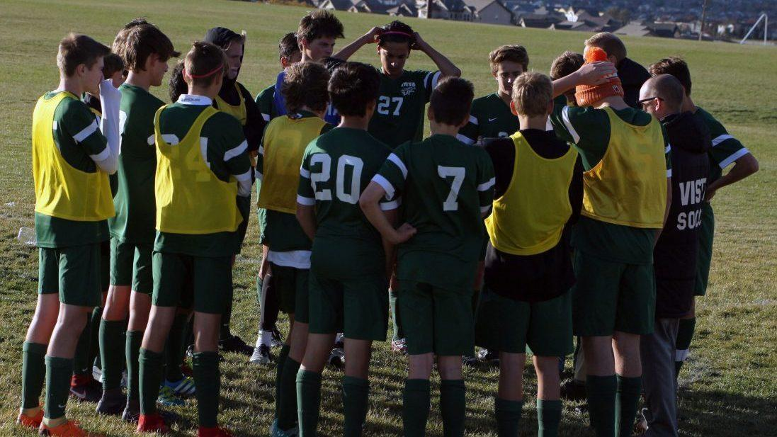 Photos: JV Mens Soccer vs. ThunderRidge