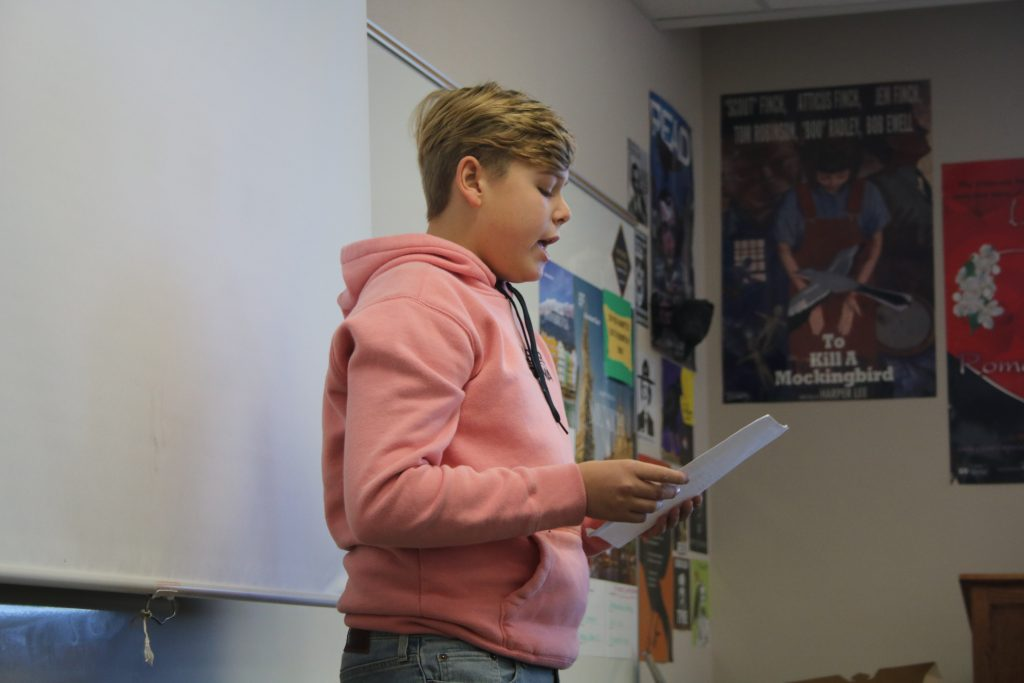 Passion for Poetry: Full Q&A with Brayden Tuers