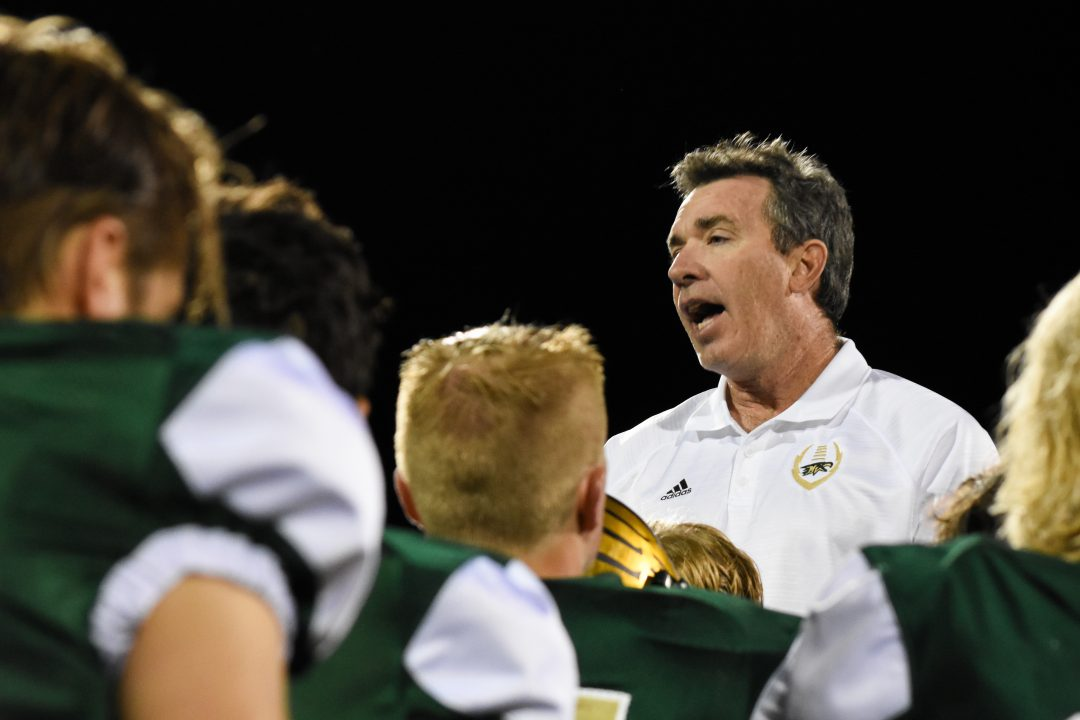 Updated: Varsity Football Head Coach Ric Cash Steps Down
