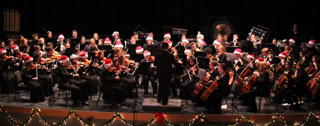 PHOTOS: Band and Orchestra Winter Concert