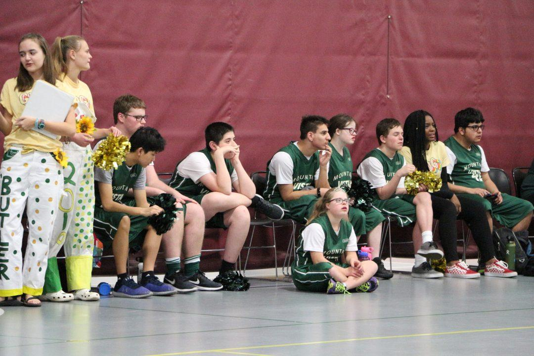 PHOTOS: Unified Basketball's First Game