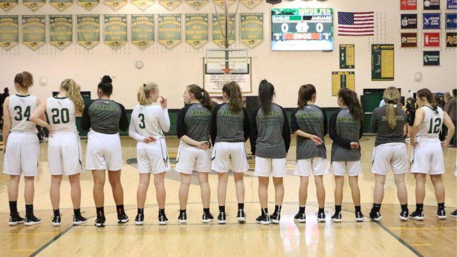 Vista Varsity Women's Basketball Season Recap