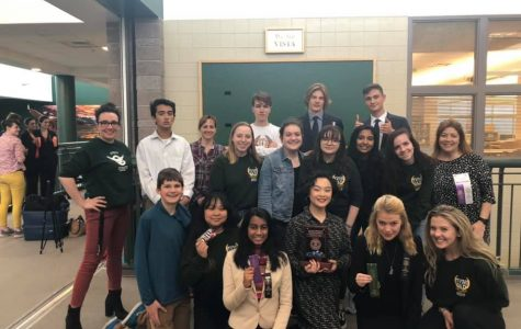 2019 Colorado State Speech and Debate Tournament
