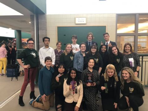 Vista Students Compete in Poetry Out Loud