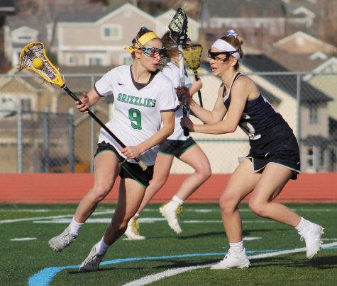 Varsity Women's Lacrosse against Air Academy