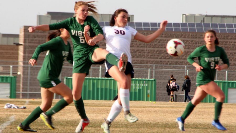 PHOTOS: Fresh/Soph and JV Girls Soccer vs. Legacy