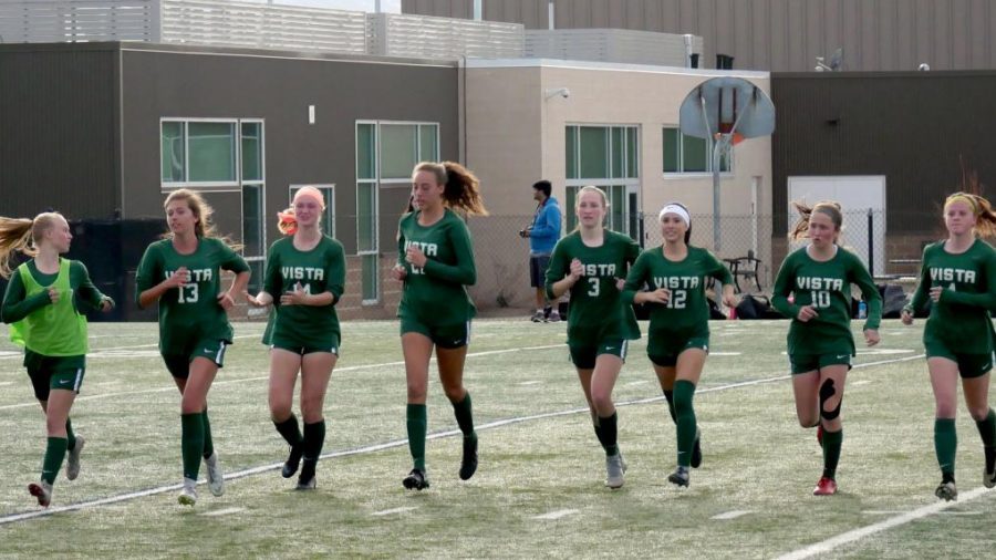 PHOTOS: Varsity Girls Soccer vs. Legend