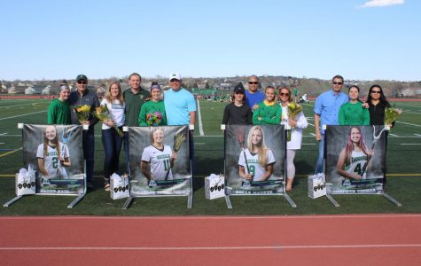 PHOTOS: Women's Lacrosse Against Regis Senior Night