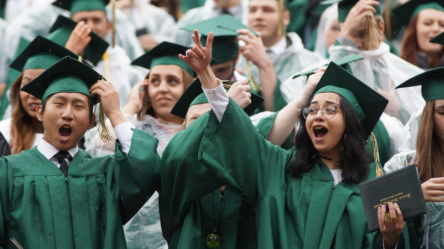 PHOTO GALLERY: Class of 2019 Graduation