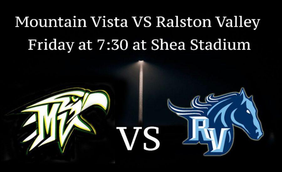 LIVE BLOG: Mountain Vista vs. Ralston Valley 8/30/19