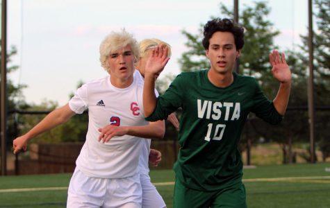 Varsity Boys Soccer vs. Cherry Creek PHOTO GALLERY