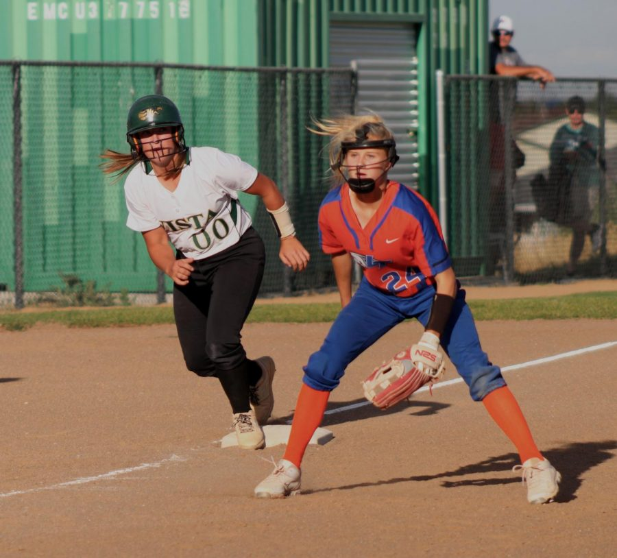 Varsity Softball vs. Legend PHOTO GALLERY