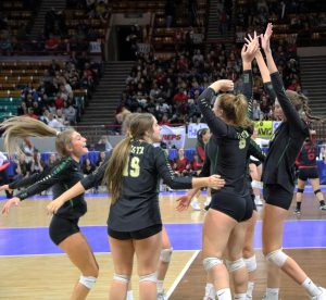 PHOTO GALLERY: STATE VOLLEYBALL TOURNAMENT