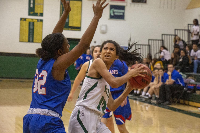 PHOTOS: Women's Basketball Against Fountain Fort-Carson