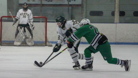PHOTOS: Varsity Ice Hockey vs. Stanley Lake