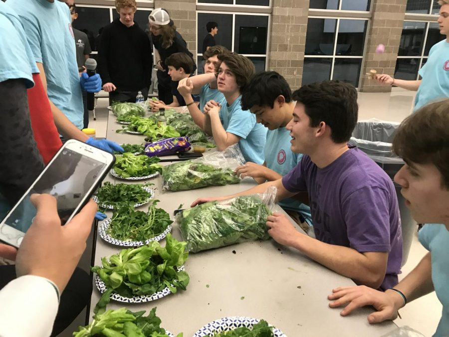 Lettuce Wins Big
