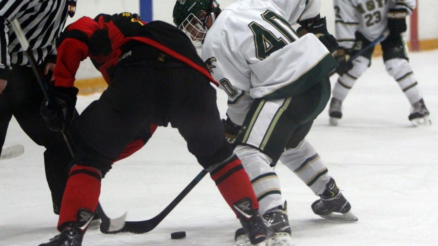 PHOTOS: Varsity Ice Hockey vs. Castle View