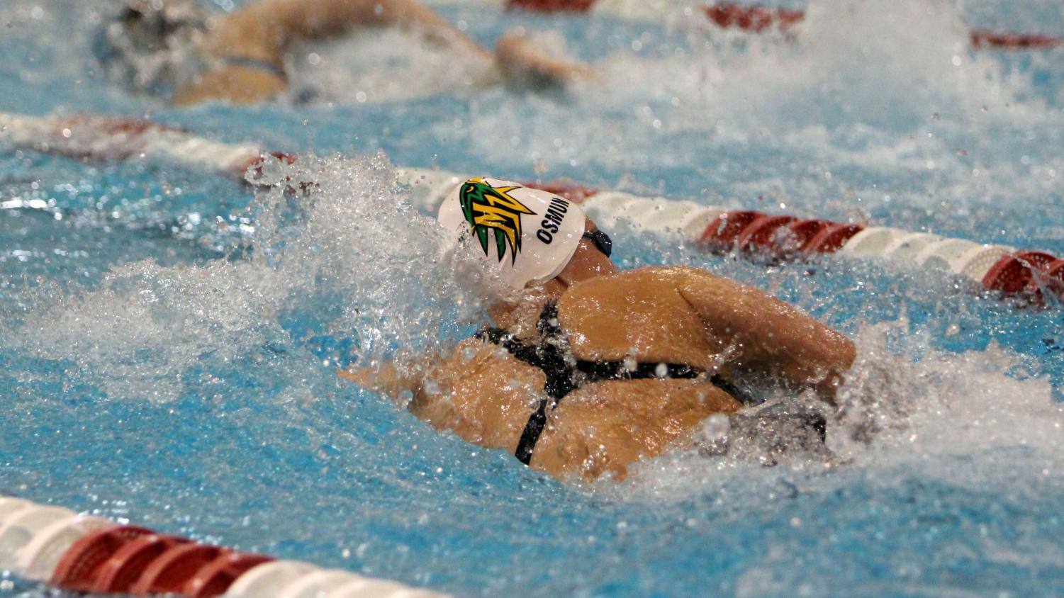 PHOTOS: Girl's Swim and Dive State Competition