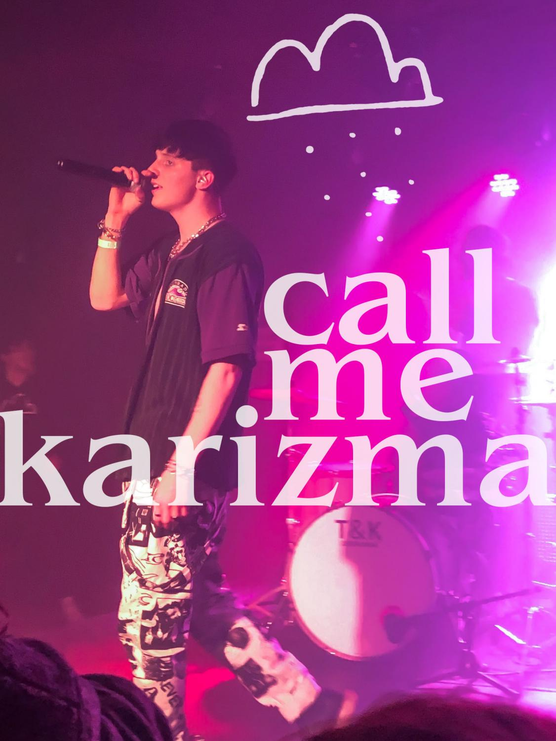 Call Me Karizma performs at the Larimer Lounge on March 10.