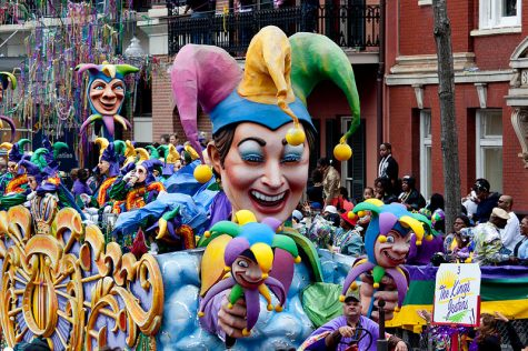 The Origin of Mardi Gras