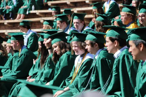 Graduation Audience